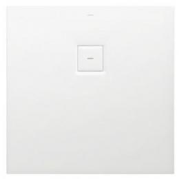 Dušo padėklas SOLUTIONS 90x90, baltas