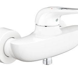 Eurostyle New dušo maišytuvas, baltas