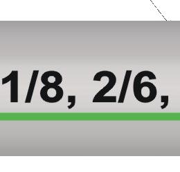 Vamzdis HP Trend, 25x2,3 mm, PN10