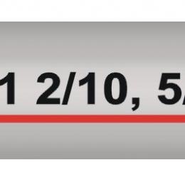 Vamzdis HP Trend, 16x2,7mm, PN20